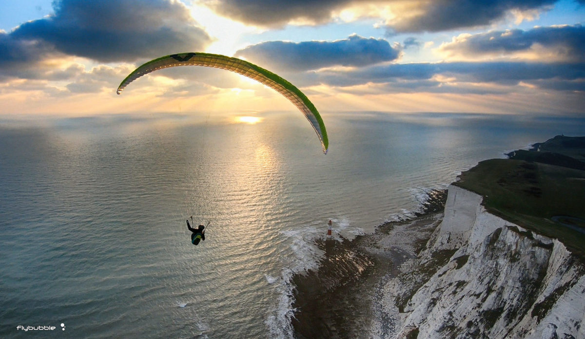 Skywalk ARAK paraglider review: calm yet agile turn