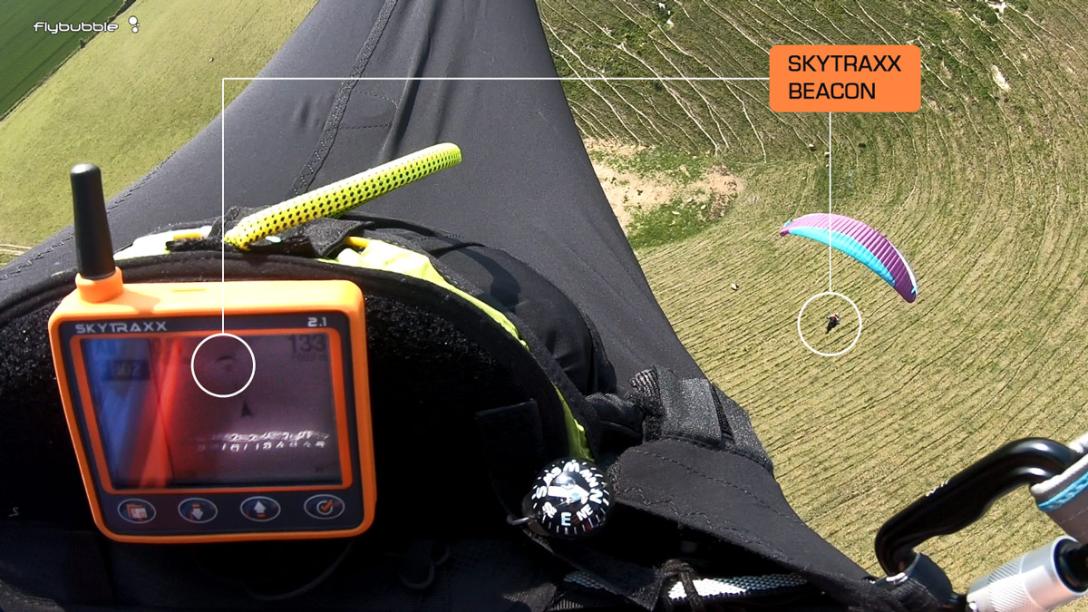 Skytraxx 2.1 review - FANET
