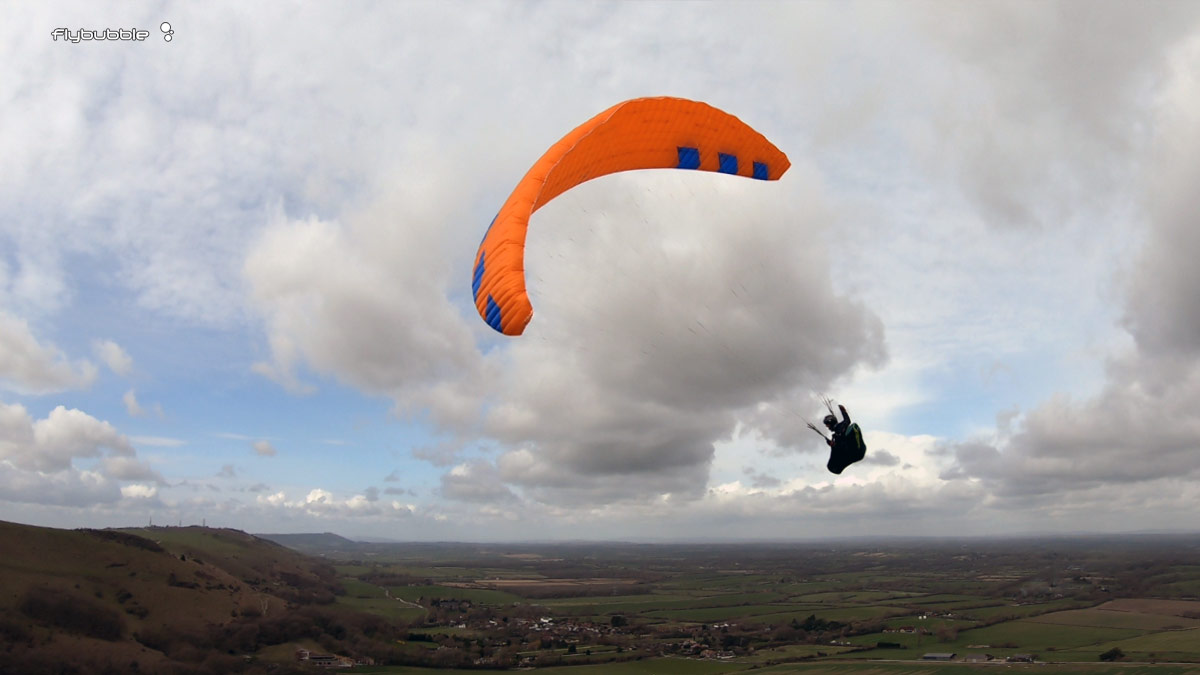 Phi MAESTRO paraglider review - update