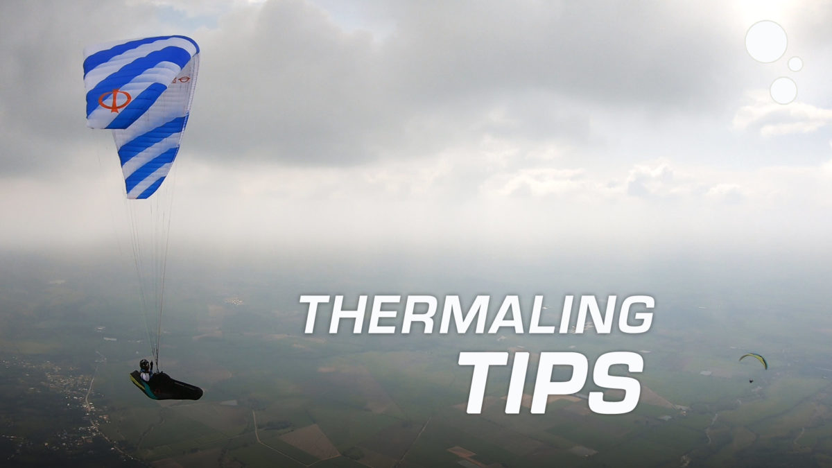 Thermaling Tips