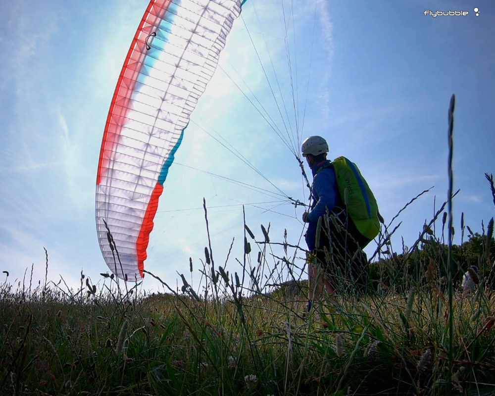 Advance OMEGA XALPS 3 review: low flying