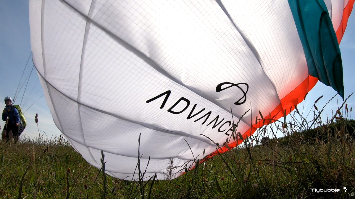 Advance OMEGA XALPS 3 review: construction