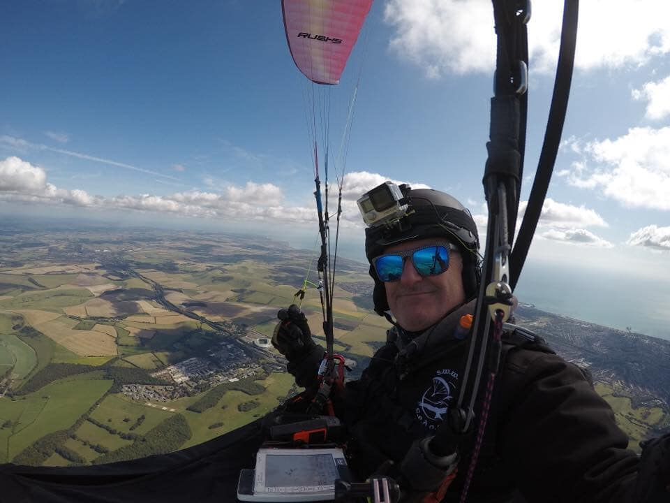 The Flybubble Challenge 2019: Mike Thomas
