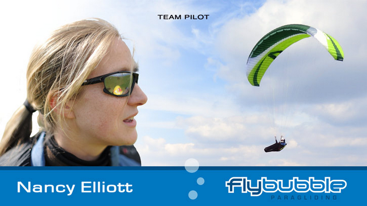 Nancy Elliott (Flybubble Sales Director)