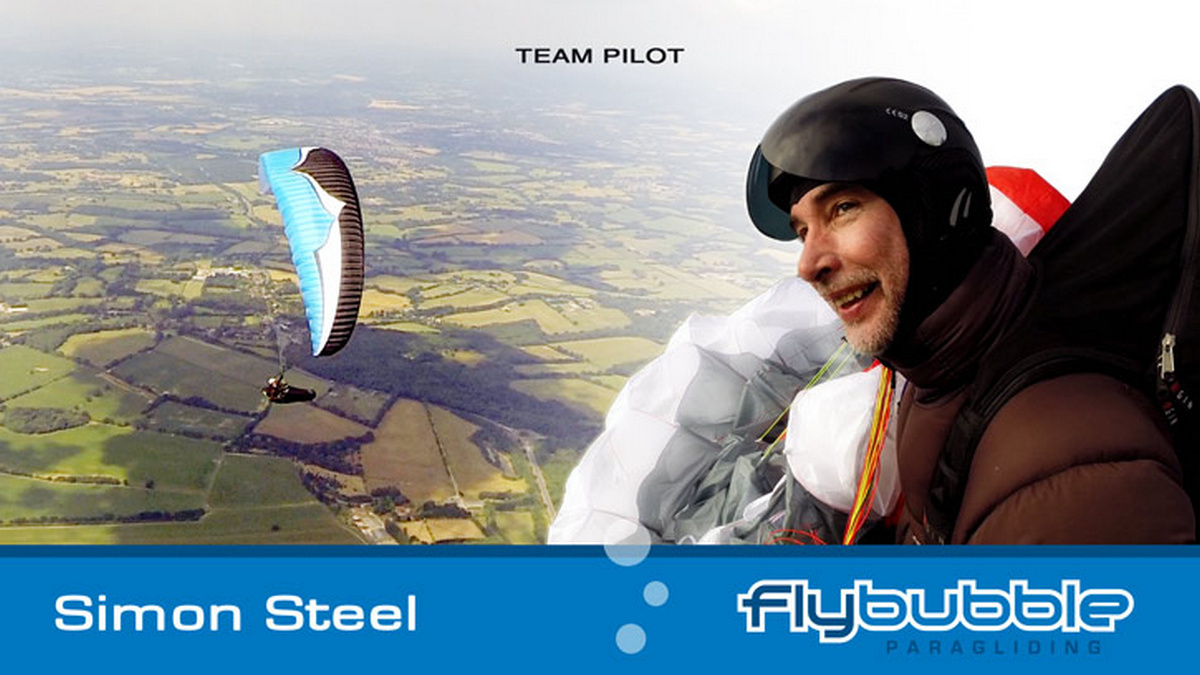 Simon Steel (Flybubble Crew)