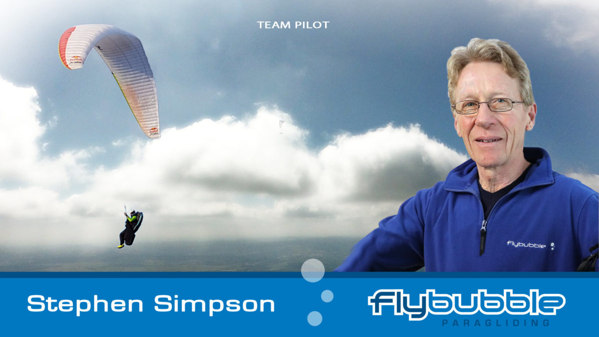 Stephen Simpson (Flybubble Crew)