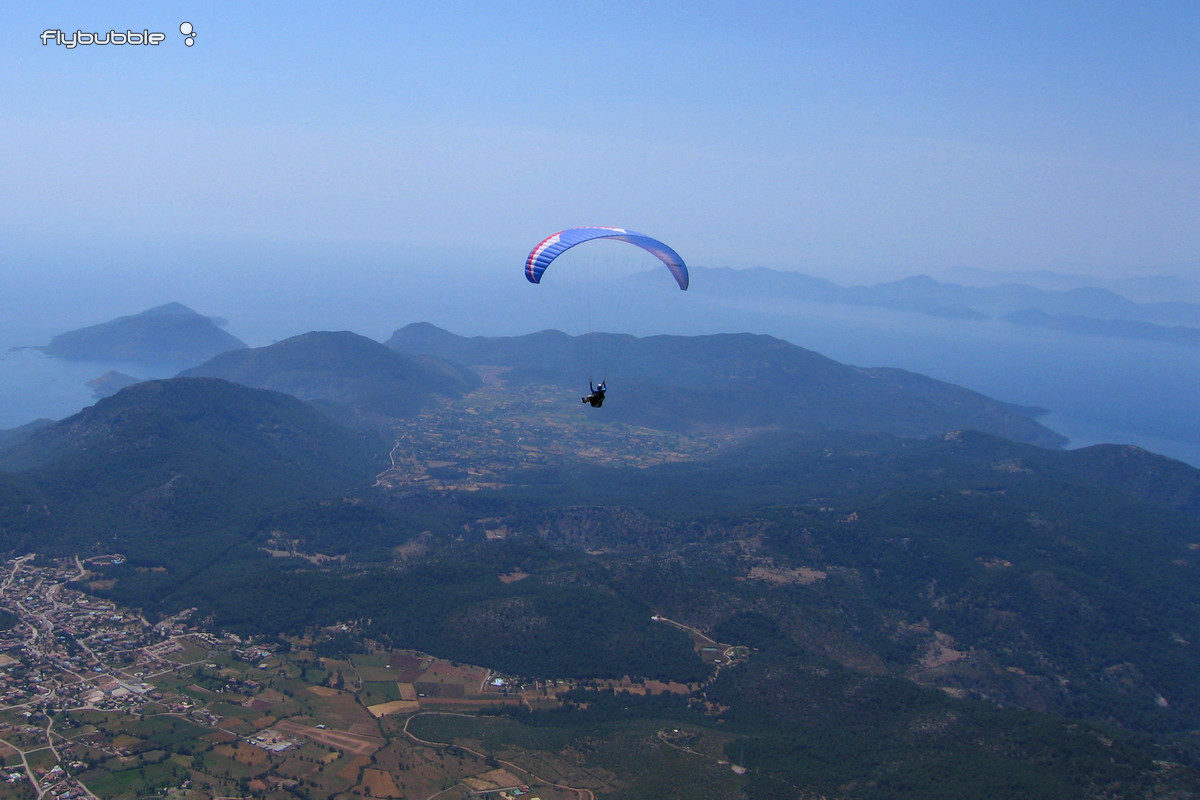"Paragliding ""Low-airtime SIV"" article by Julian Rayner"