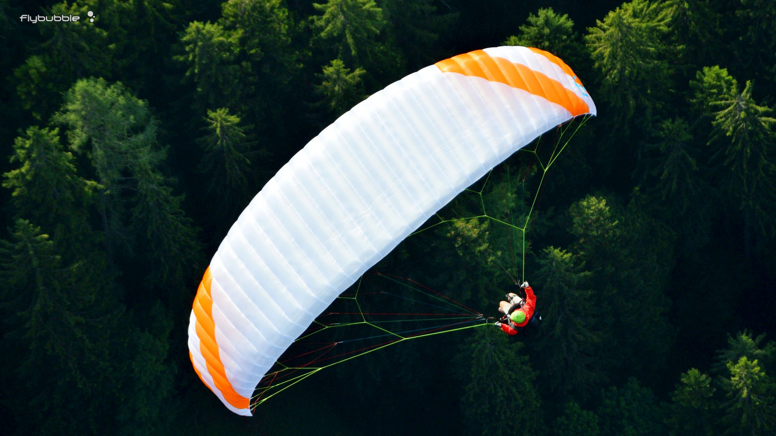Phi VIOLA wing review by Flybubble Paragliding