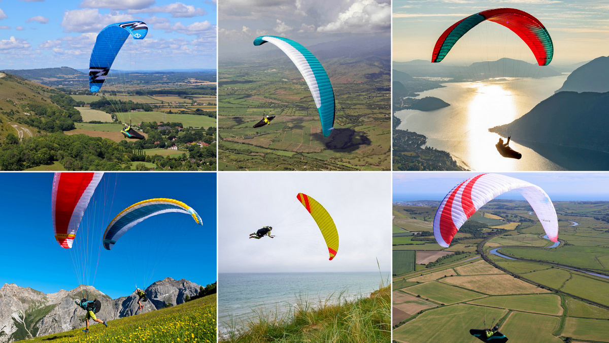 Paraglider weight ranges: the numbers - Flybubble Paragliding
