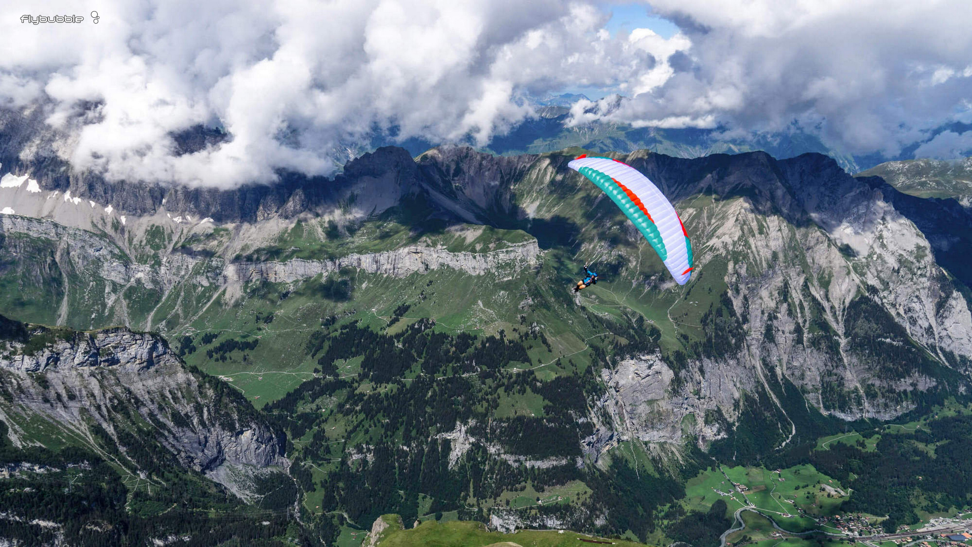 Paraglider weight ranges: the numbers
