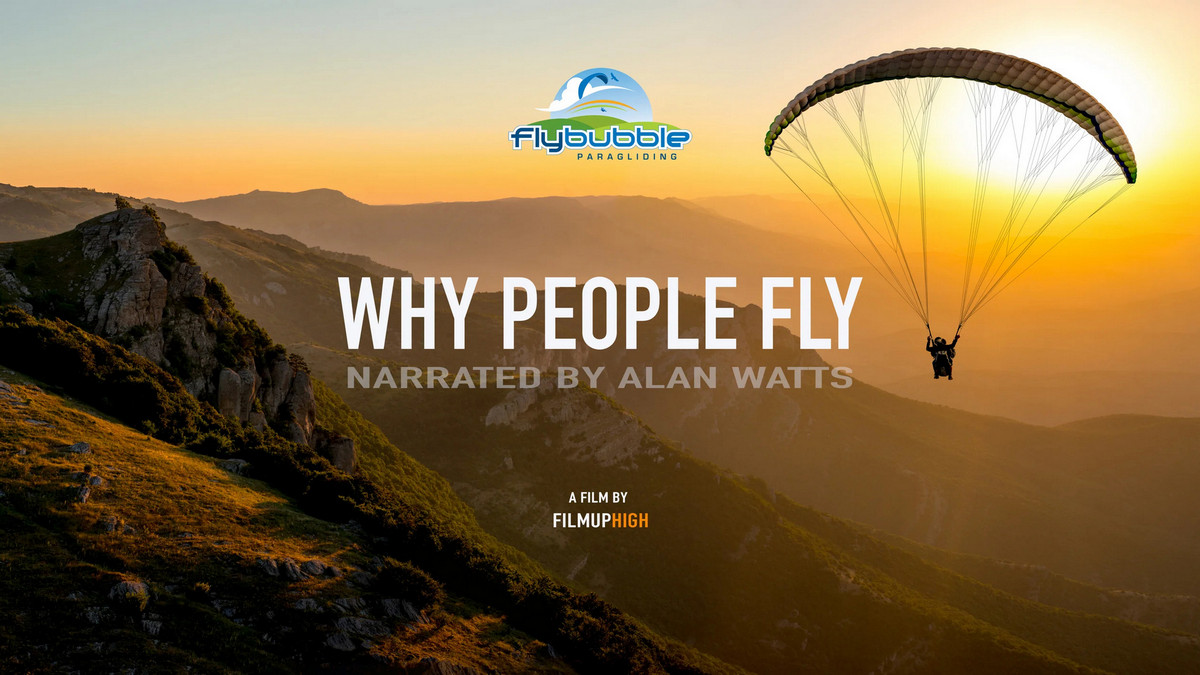 Why People Fly — Flybubble film