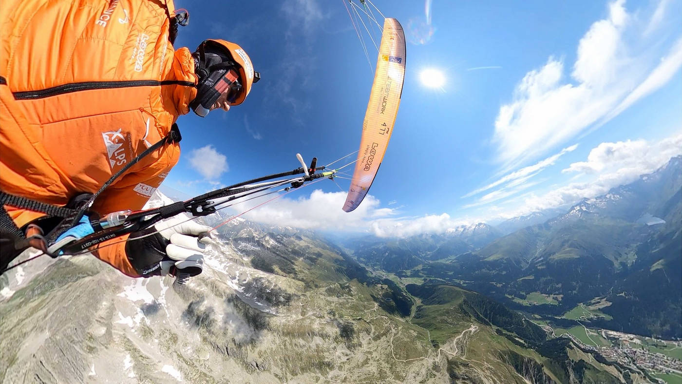Chrigel also wins the 2021 Swiss Paragliding Open, becoming Swiss Champion for 2021.