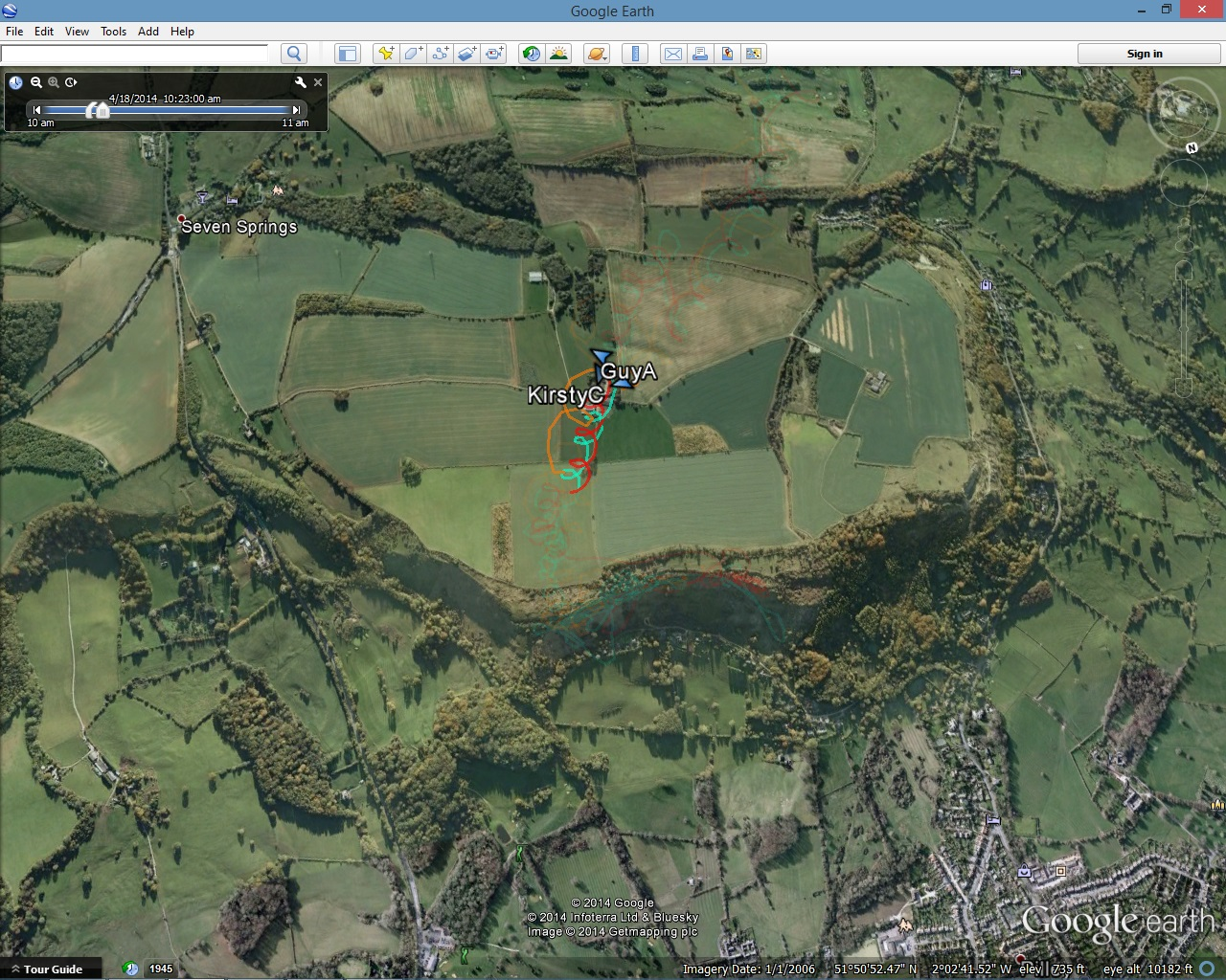 XC Secrets: Learning From Tracklogs (Phil Clark) - Flybubble Blog