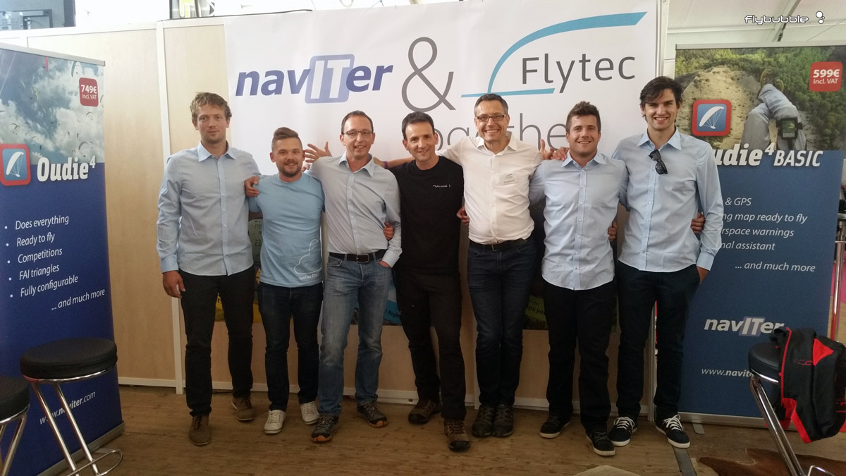Naviter and Flytec join forces