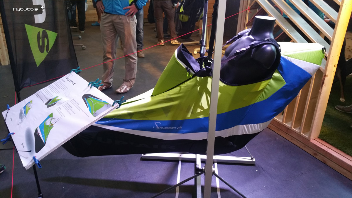 Sup'Air Skypper 2 prototype