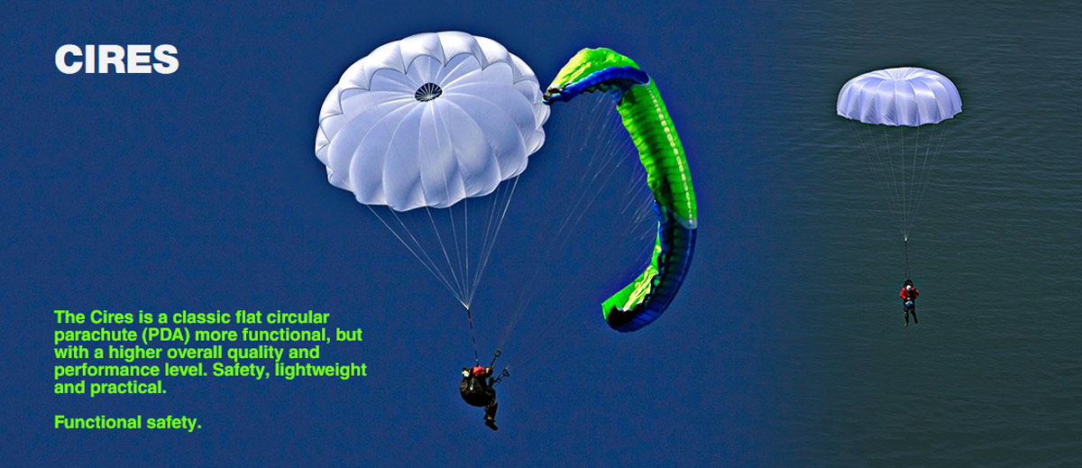 Choose The Right Reserve Parachute Flybubble Blog