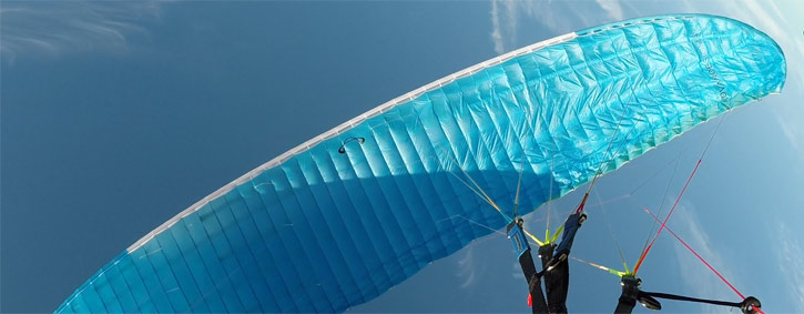 Paragliders: Weight Ranges & Wing Loading - Flybubble Blog