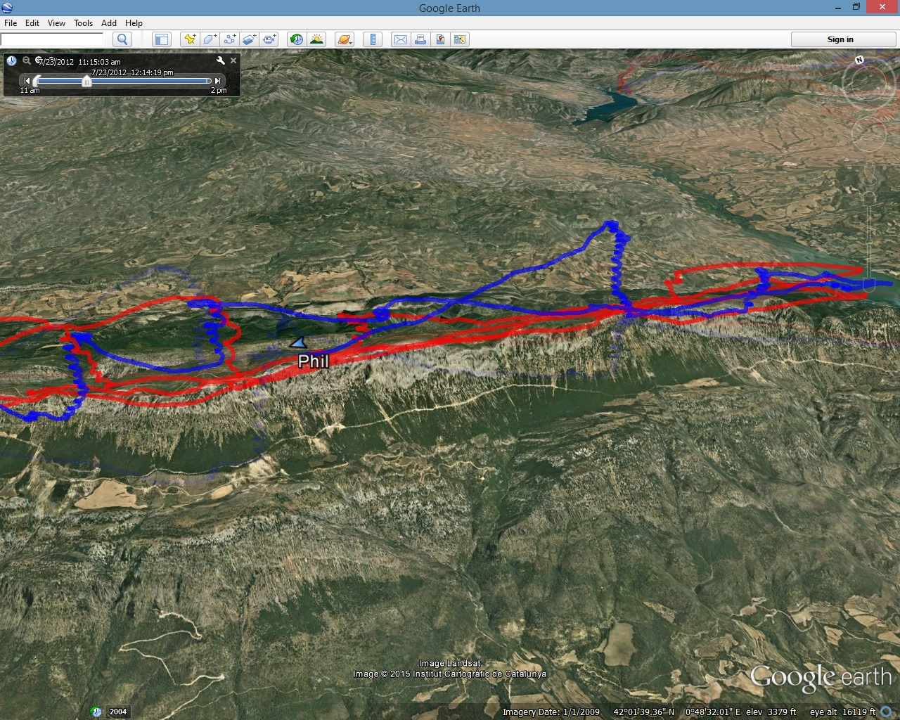 XC Secrets: Learning From Tracklogs (Phil Clark) - Flybubble